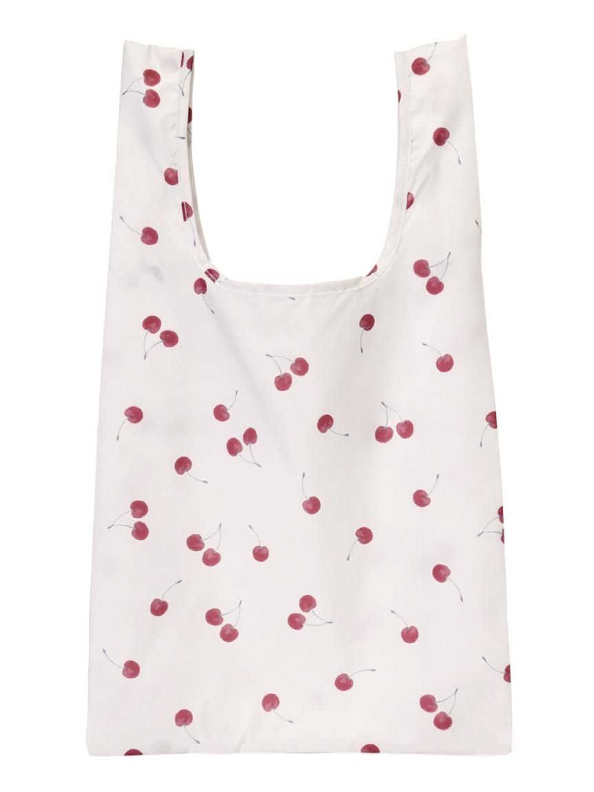 櫻桃印花 小型環保袋