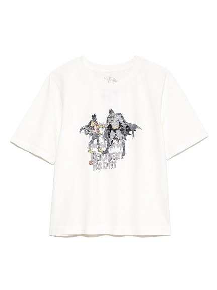 【限定】DC漫畫 BATMAN染製加工T-Shirt