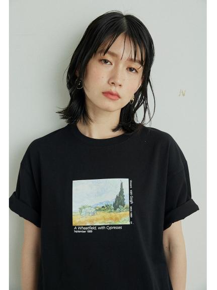 【The National Gallery, London】梵谷作品T-Shirt