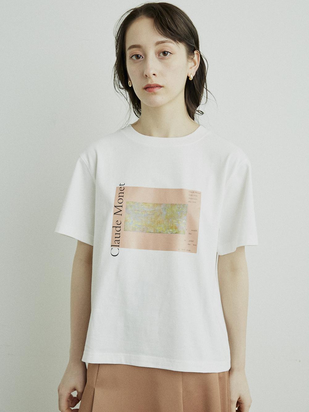 【The National Gallery, London】莫內作品T-Shirt
