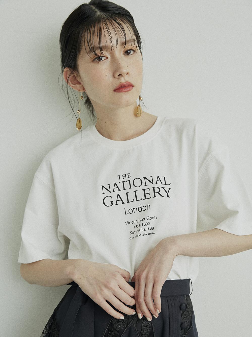 【The National Gallery, London】聯名LOGO T-Shirt
