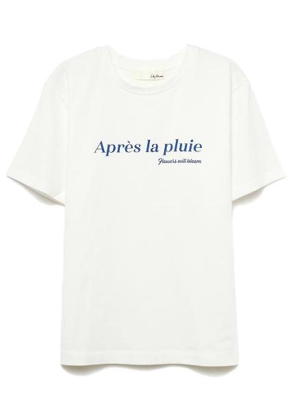 法文字句T-Shirt