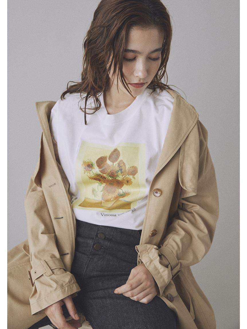 英國國家美術館 梵谷畫作T-Shirt