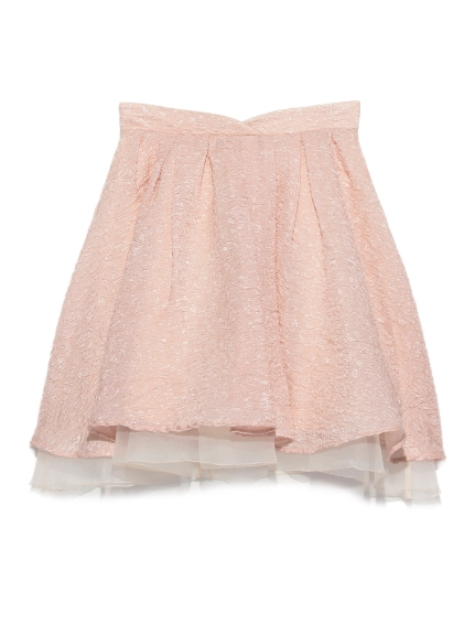 甜美花紋蓬裙