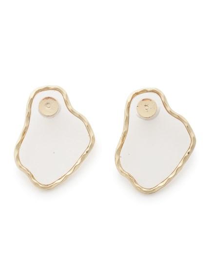 造型透明耳環