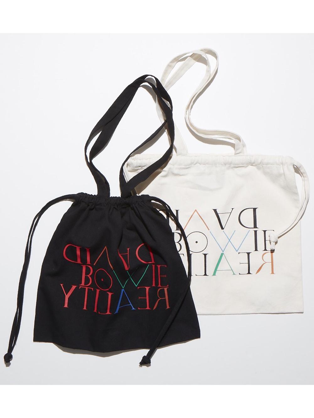 【David Bowie聯名】LOGO帆布包