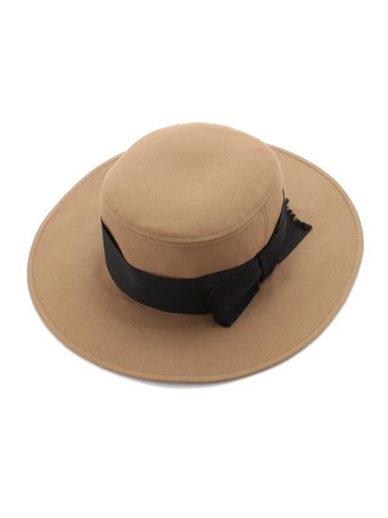 蝴蝶結仕女帽