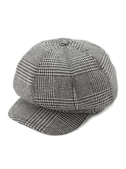 千鳥紋造型報童帽