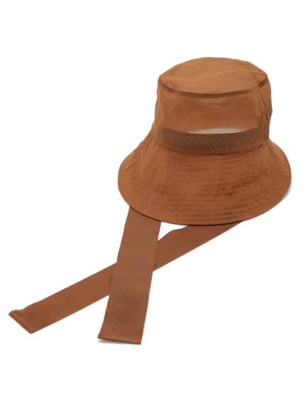 附綁帶遮陽漁夫帽