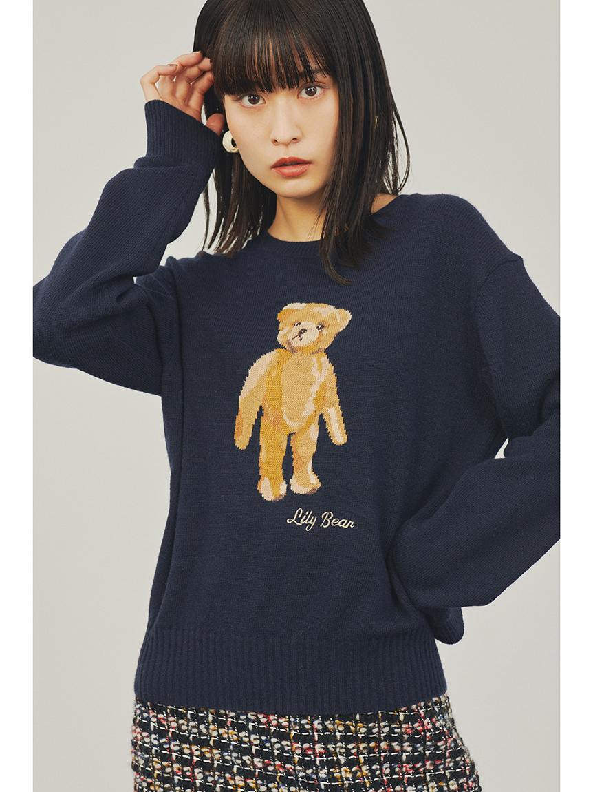 Lily Bear針織上衣