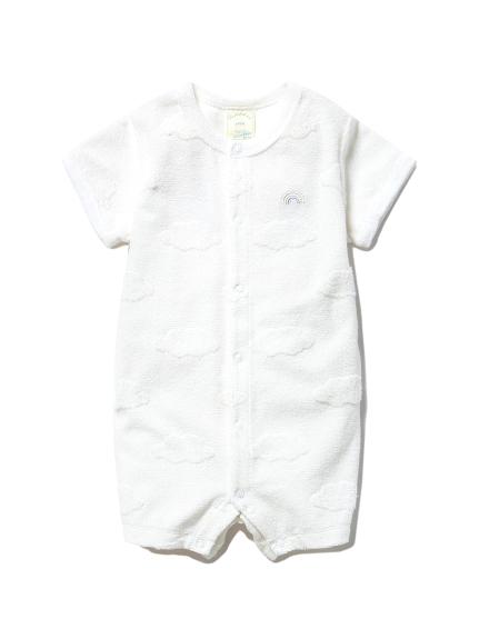 【BABY】雲朵印花baby連身褲