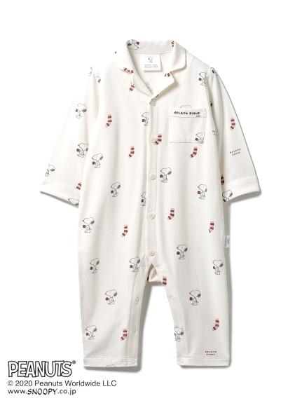 【PEANUTS】SNOOPY連身衣 (baby)