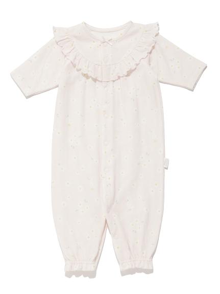 【BABY】小雛菊新生兒2WAY連身衣