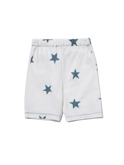 【BABY】星星印花 嬰兒短褲