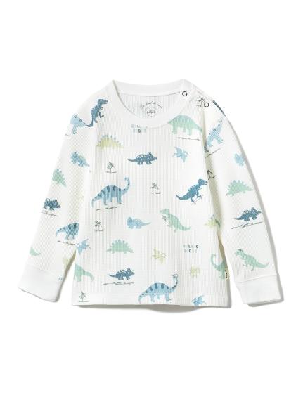 恐龍印花baby上衣