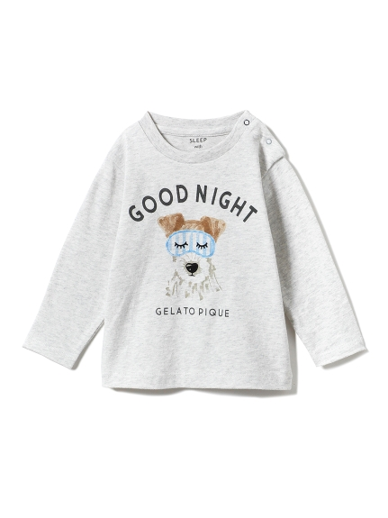 動物插畫baby短袖t-shirt