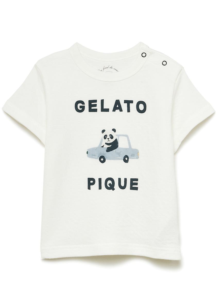 【BABY】熊貓車車幼兒T-Shirt