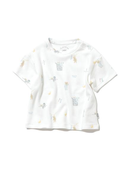 【BABY】早安小熊 嬰兒T-Shirt
