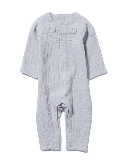 【BABY】動物造型純棉 嬰兒連身衣
