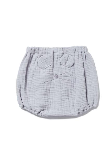 【BABY】動物造型純棉 嬰兒短褲