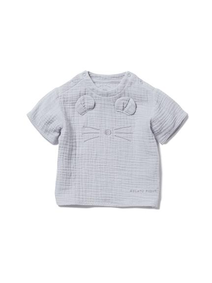 【BABY】動物造型純棉 嬰兒T-Shirt