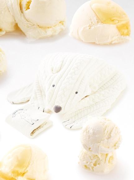 北極熊baby毛毯