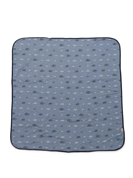車車印花baby小毯