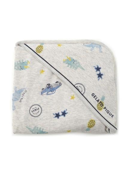 boys' favorite印花造型baby小毯