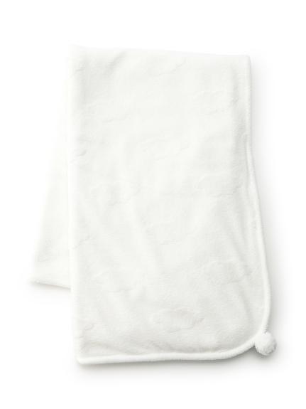 雲朵緹花baby毛毯