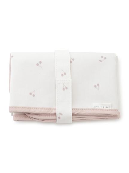 櫻桃圖案尿布墊