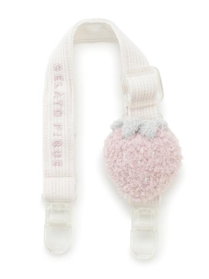 【BABY】'baby moco'草莓多用途夾繩