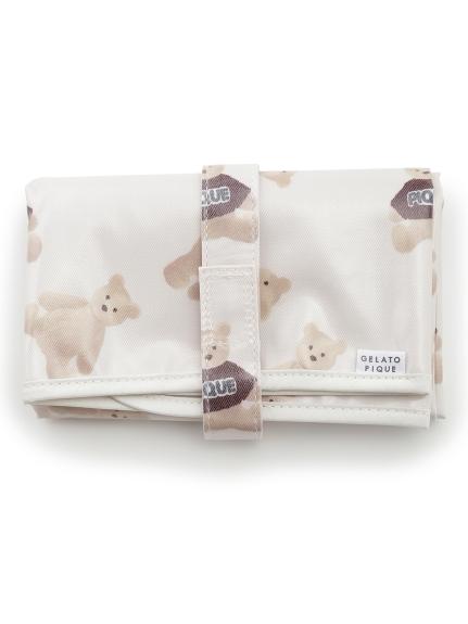 小熊圖案尿布墊
