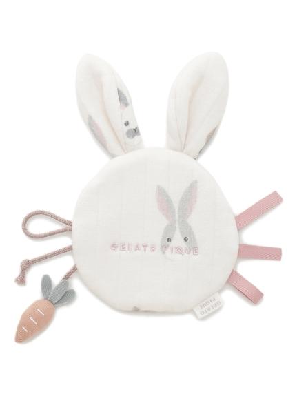 兔子造型baby手搖鈴