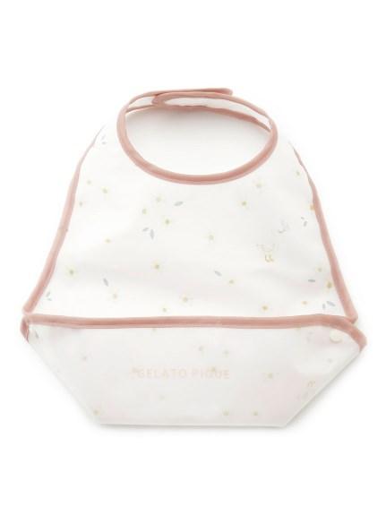 【BABY】小雛菊嬰兒吃飯圍兜兜
