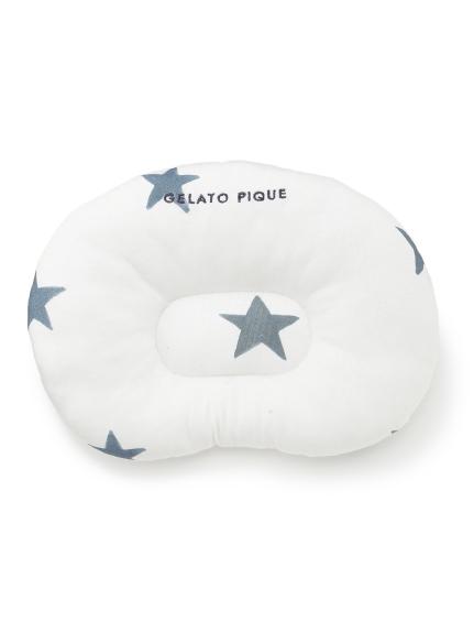 【BABY】星星印花嬰兒睡枕