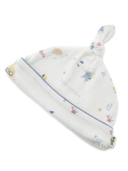 俏皮海洋baby帽子