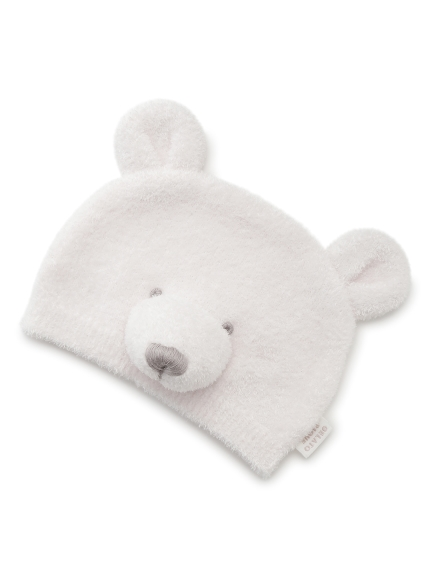 【旭山動物園】smoothie熊熊baby帽子