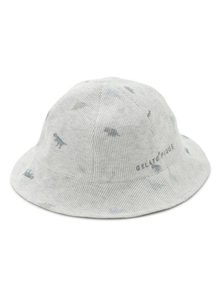 【BABY】華夫格小恐龍帽子