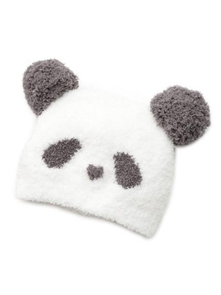 【BABY】babymoco熊貓嬰兒帽