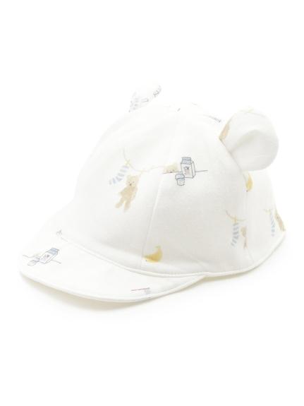 【BABY】早安小熊 嬰兒造型帽