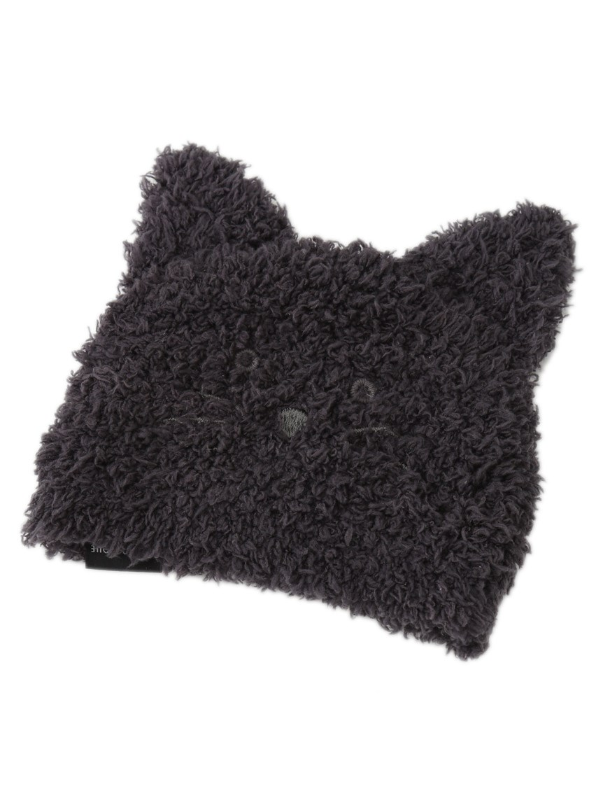 【BABY】【Halloween限定】GELATO黑貓嬰兒帽
