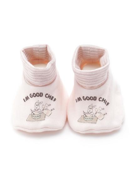 小兔子蛋糕baby襪子