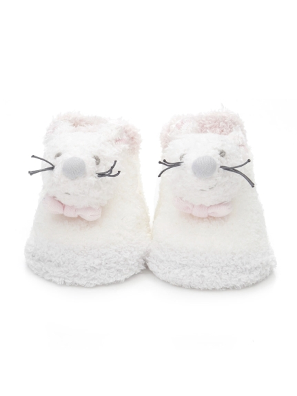 ' babymoco ' 老鼠造型baby襪子