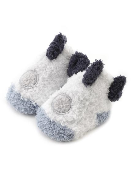 ' babymoco ' 火箭造型baby襪子
