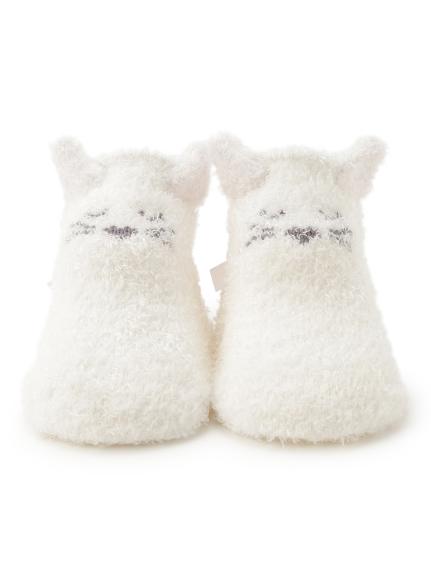 【BABY】'smoothie'貓咪baby襪子
