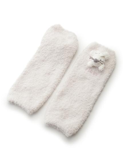 【BABY】babymoco老鼠嬰兒襪套