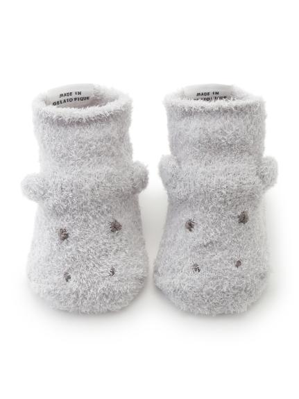 【旭山動物園】smoothie河馬baby襪子