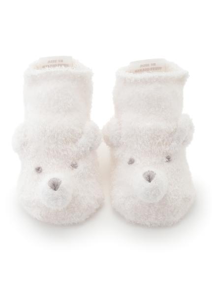 【旭山動物園】smoothie熊熊baby襪子