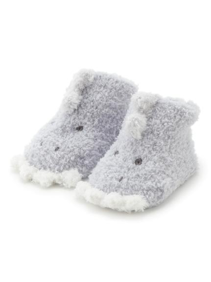 【BABY】'baby moco'小恐龍嬰兒襪