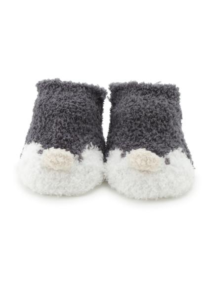 【BABY】旭山動物園 企鵝嬰兒襪